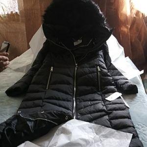 Luxury Calvin Klein Hooded Full Length Hooded NWT